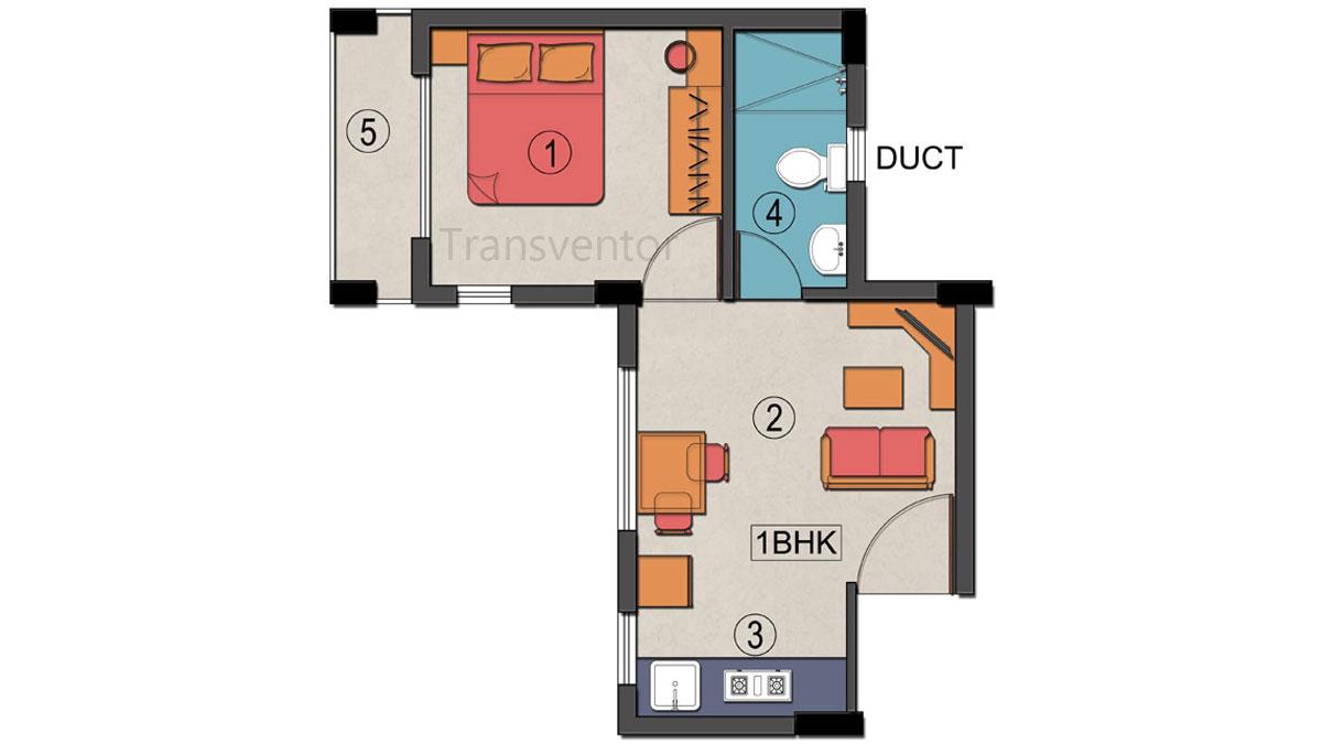 Sanhita Floor Plan 3