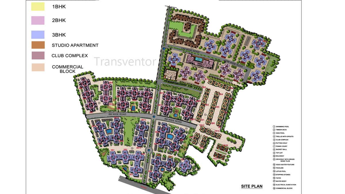 Sanhita Floor Plan 1