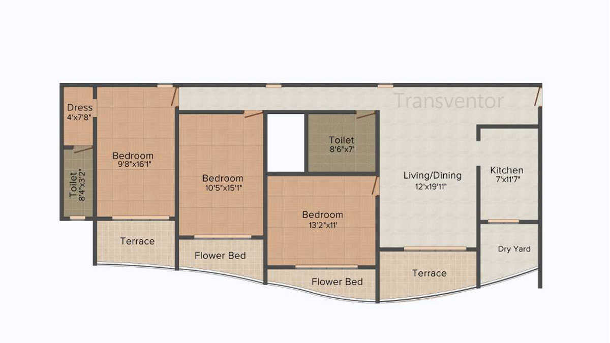 Team Deja Vu Floor Plan 2