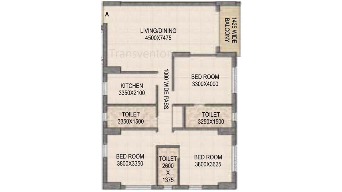 Mounthill The Rain Forest Floor Plan 11