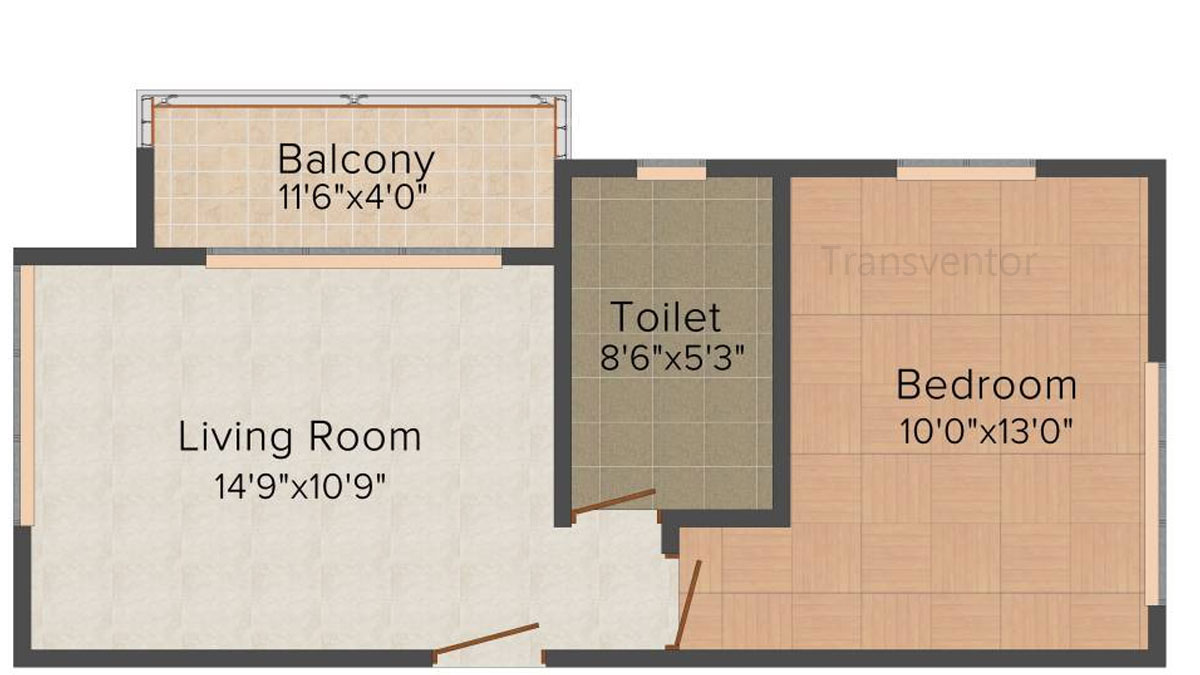 Mounthill Essence Floor Plan 1