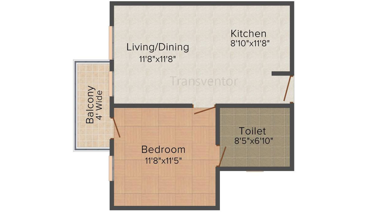 Mounthill Essence Floor Plan 2
