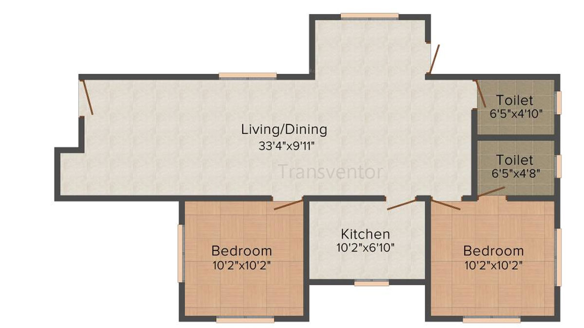 Mounthill Essence Floor Plan 5