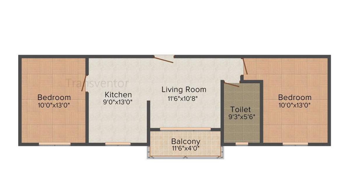 Mounthill Essence Floor Plan 3