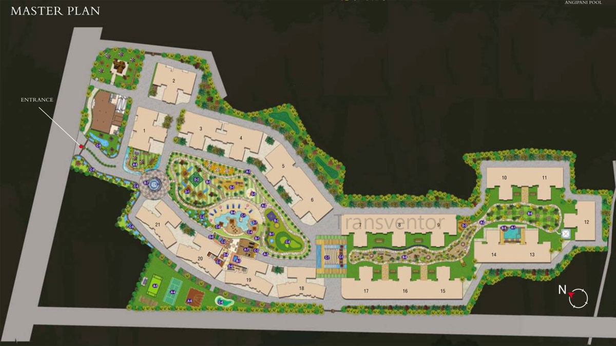 Mounthill The Rain Forest Floor Plan 1