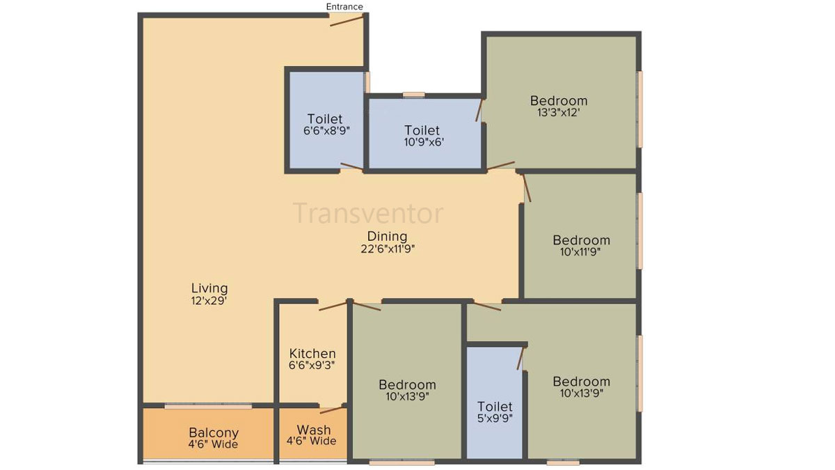 PS Magnum Floor Plan 7