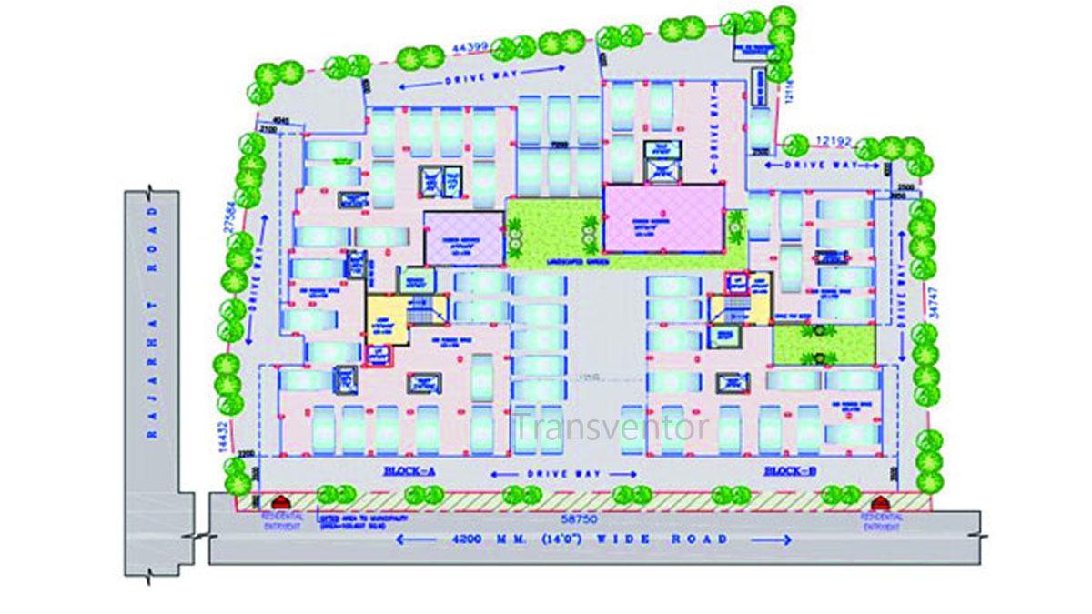 Salarpuria Pearl Floor Plan 1