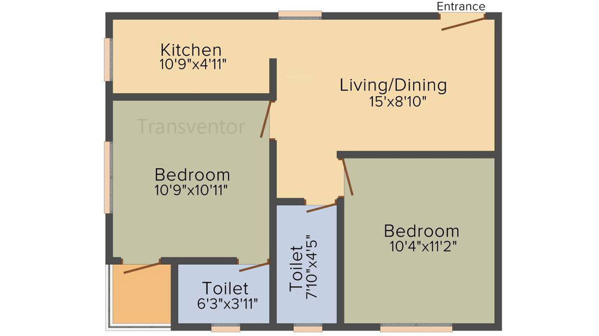 Shreshta Garden Floor Plan 4