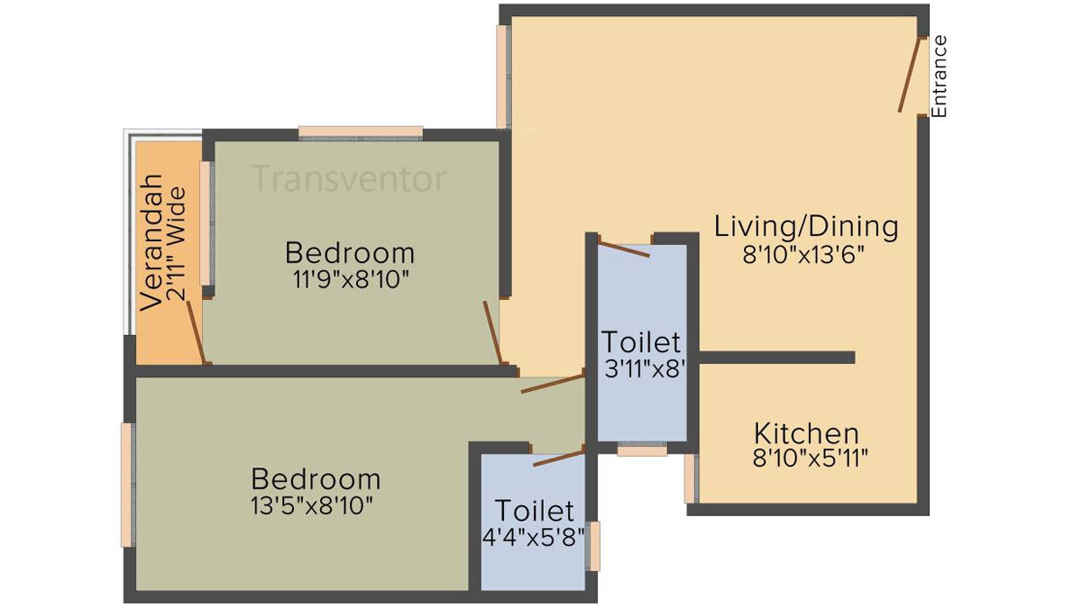 Shreshta Garden Floor Plan 6
