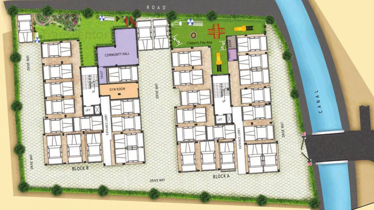 Skyline Bliss Floor Plan 1