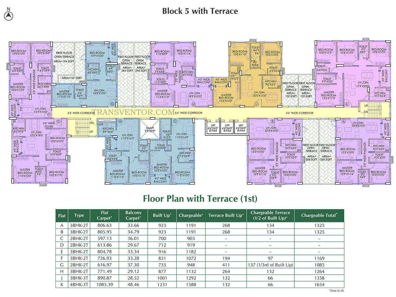 Signum Windmere Floor Plan 4