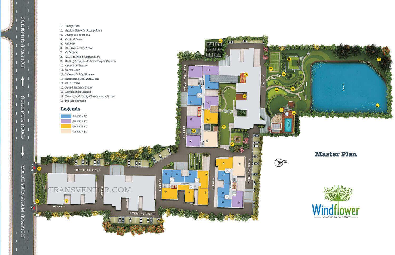 Signum Windmere Floor Plan 5