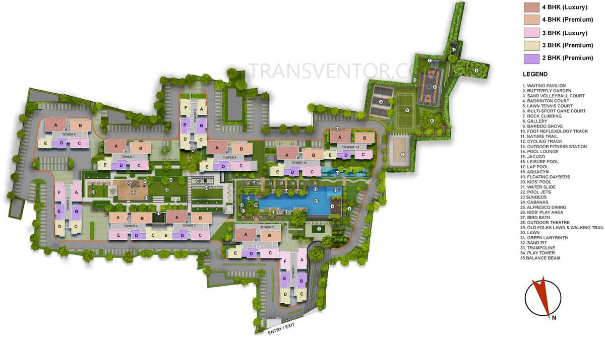 PS One 10 Floor Plan 1