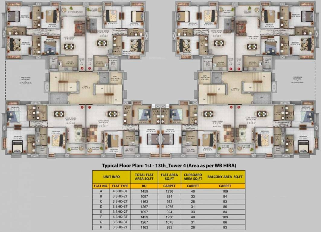 Merlin Urvan Floor Plan 2